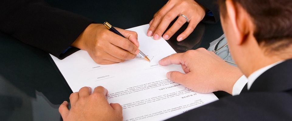 Проведение правовой экспертизы документов